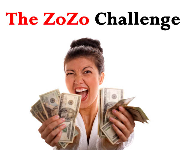 zozo contest picture