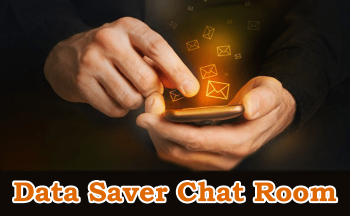 data-saver-chat-room