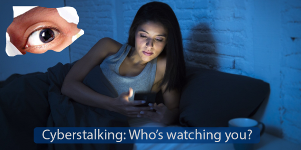 cyberstalking who is watching you stalkers in chat rooms and internet