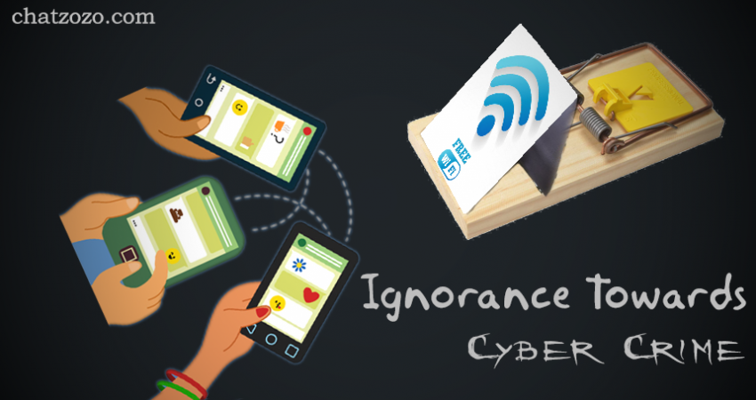 ignorance towards cyber crime image