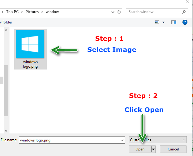 select-and-upload-image